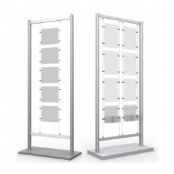 """Stahlseil Displayständer """"Wiro Lux"""""""