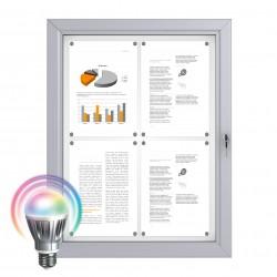 LED Schaukästen - Magnetisch
